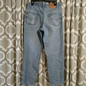 Vintage Levi's 550 High-Rised Mom Jean